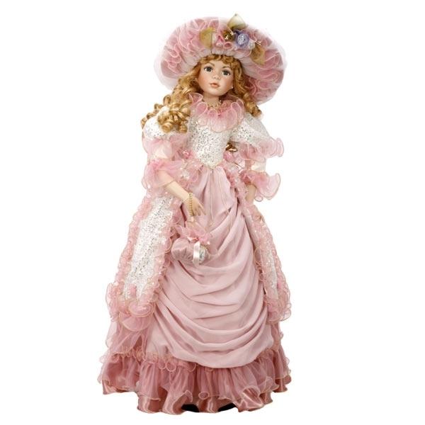 Кукла из полимерной глины своими руками фото